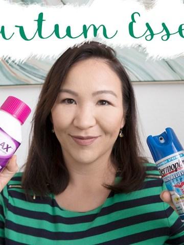 10 postpartum essentials, postpartum, pregnancy, delivery, baby