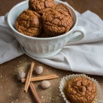 Carrot and Applesauce Muffins