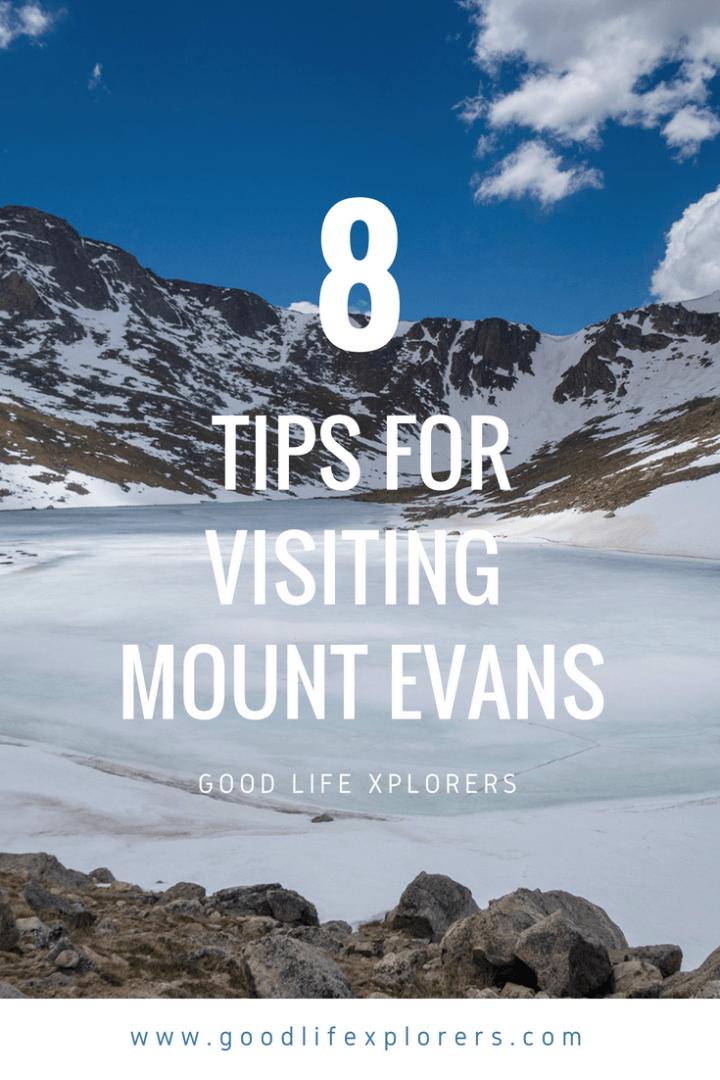 8 tips for visiting Mount Evans