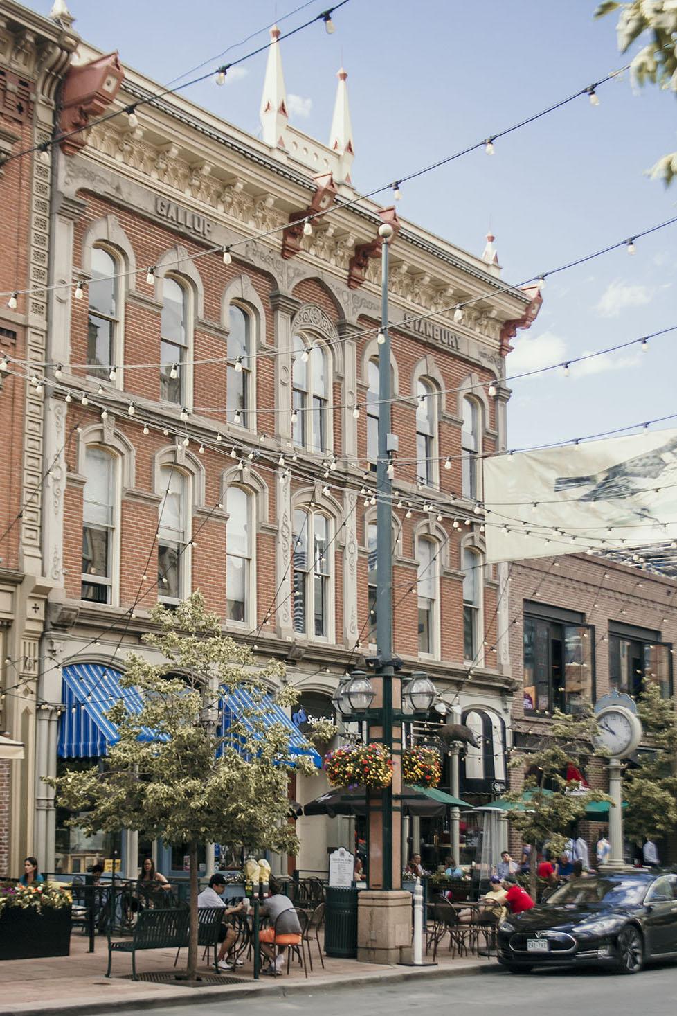 5 Places You Should Visit in Downtown Denver Larimer Square Denver Colorado