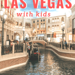 The canal at the Venetian hotel in Las Vegas Nevada with a gondola and shops, Things to do in Las Vegas with kids, Nevada, hotels, resorts, tips, city guide, what to do, what to see, where to stay, attractions