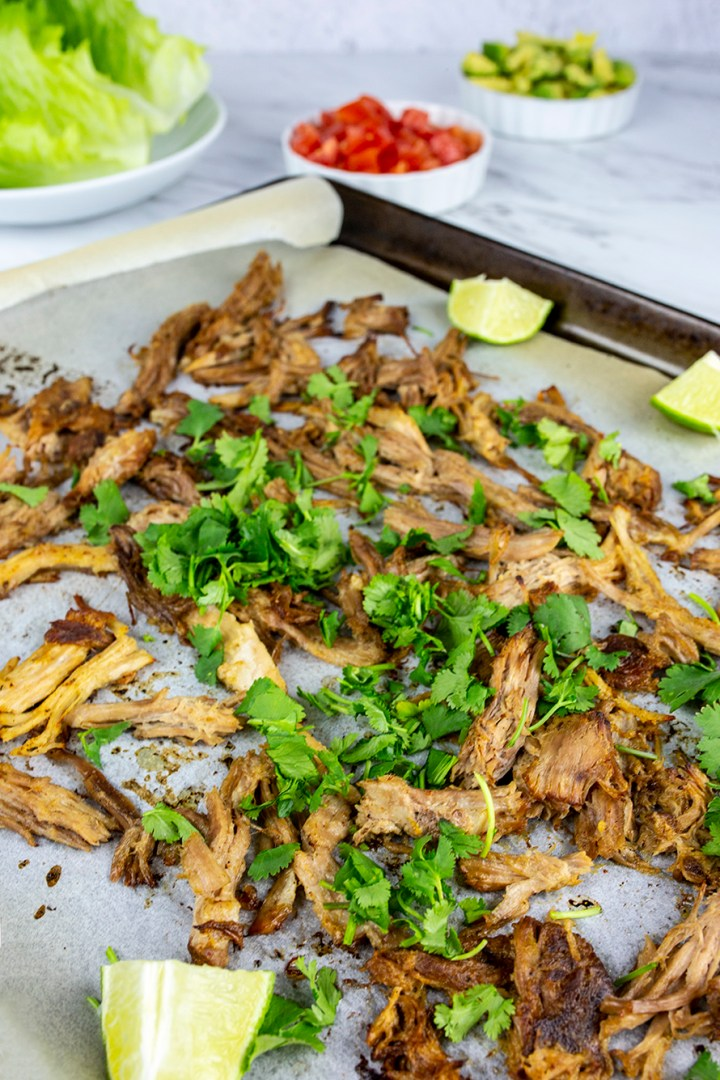 Carnitas Slow Cooker Recipe
