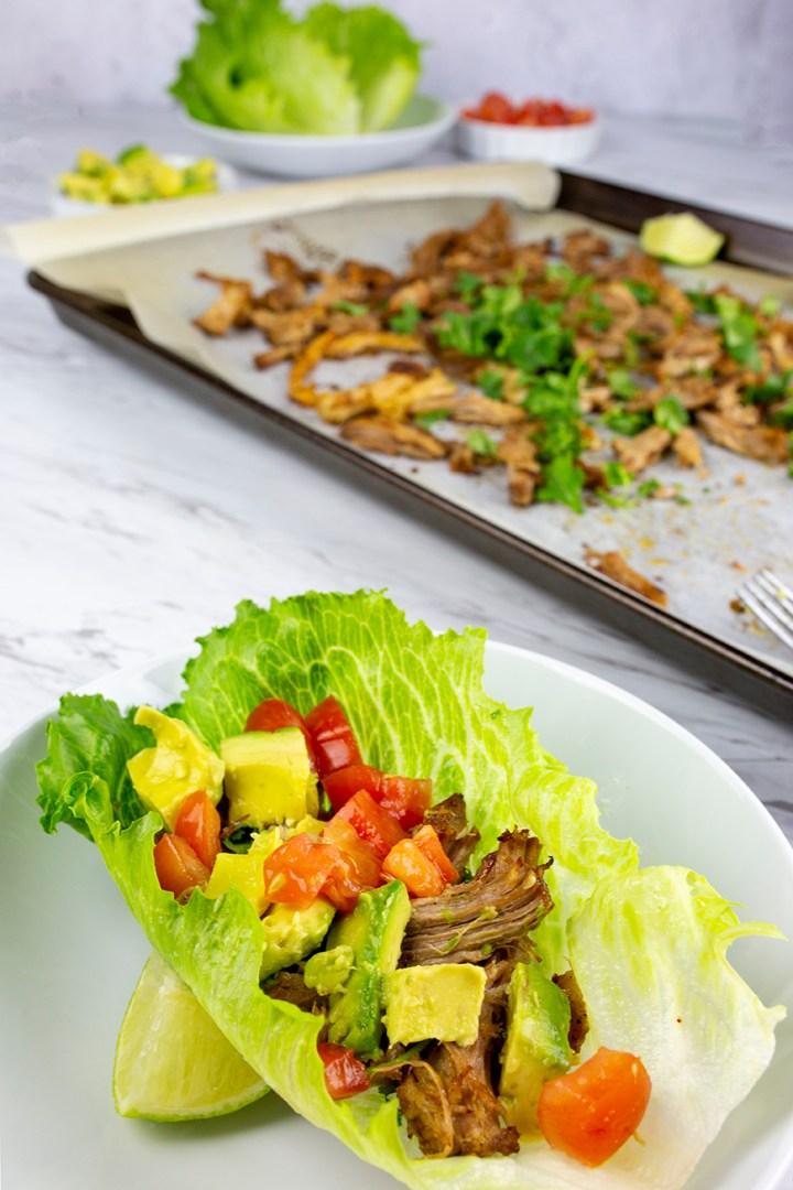 Easy Slow Cooker Carnitas