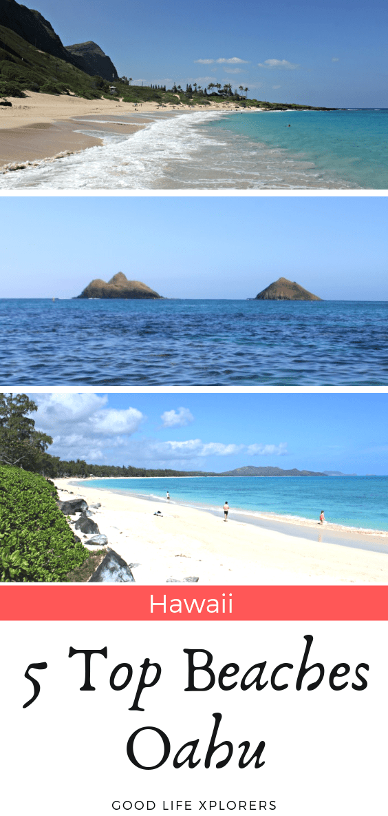 the 5 Top Beaches to Visit in Oahu, Hawaii