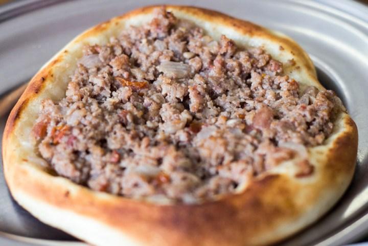 Meat Esfiha