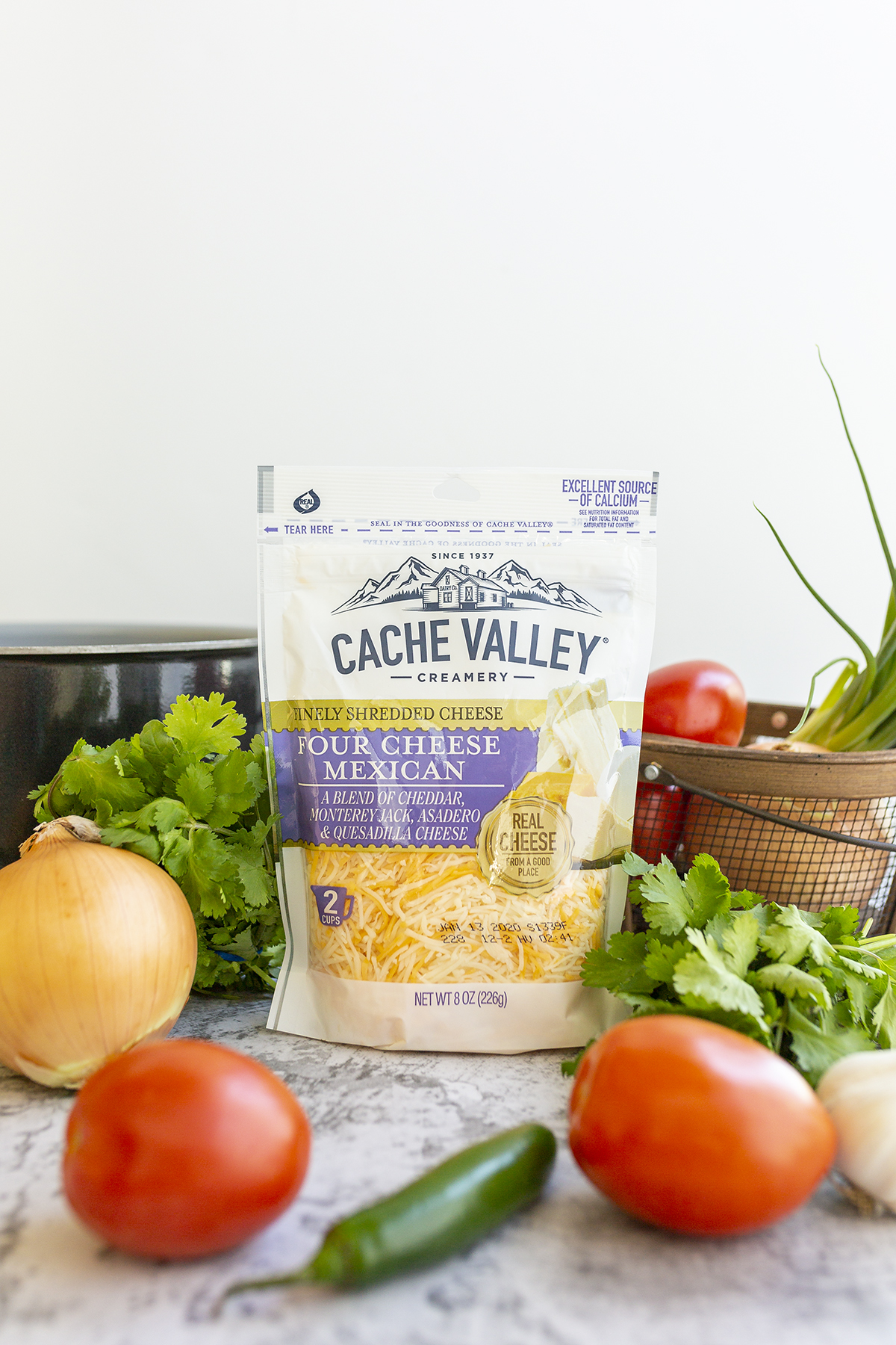 Cache Valley Four Mexican Cheese