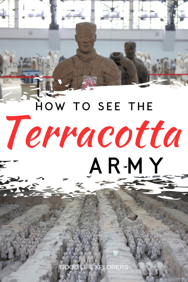 Travel tips to see the Terracotta Army  in Xian China