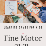Learning Games for Preschool Kids - Osmo Kits for iPad