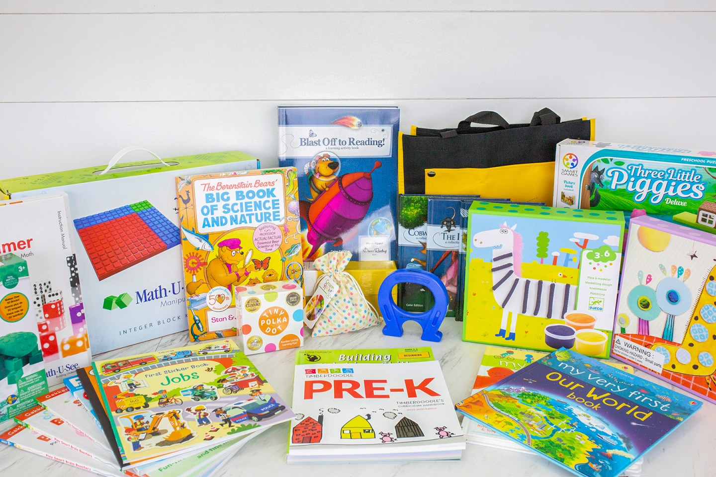 Timberdoodle Preschool Curriculum Kit