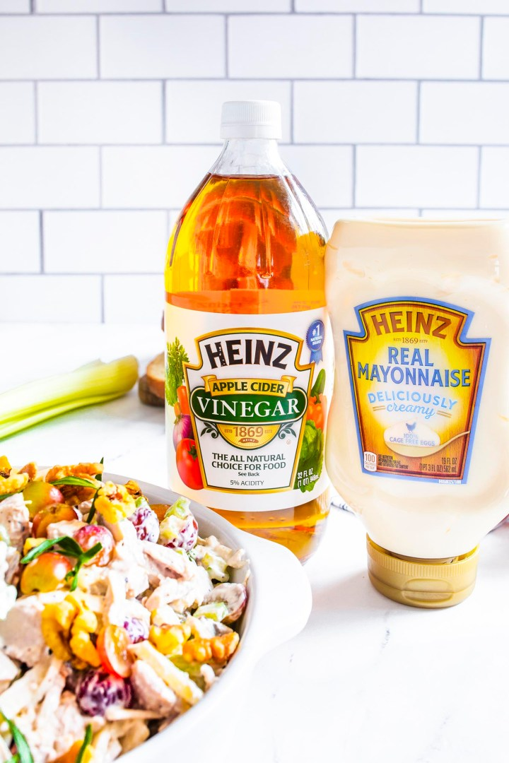 Heinz Products used in this recipe