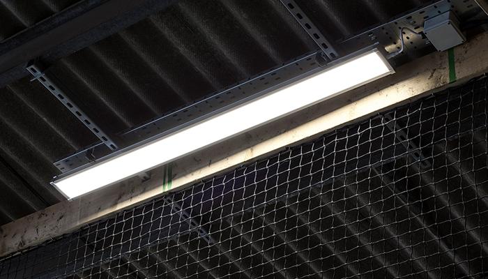 Florescent Light Fixtures