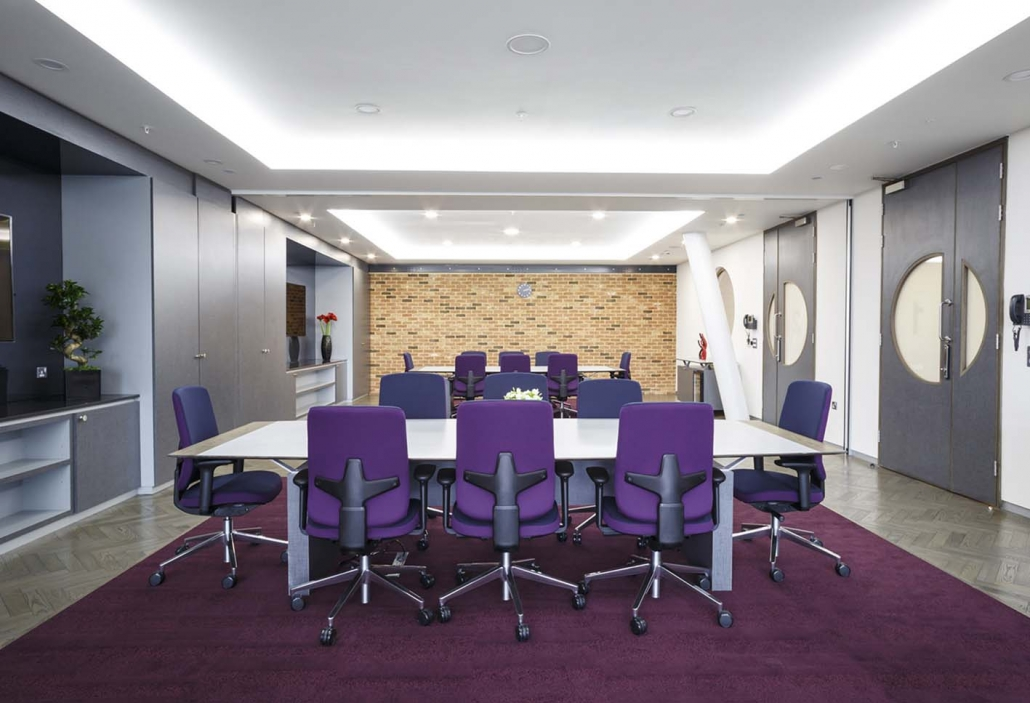 led lighting for boardrooms meeting