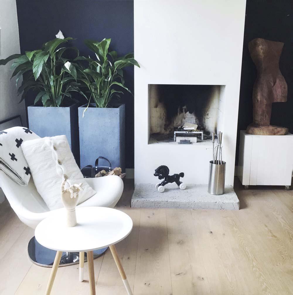 Deel woonkamer