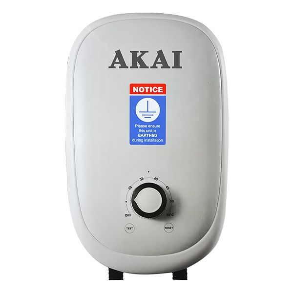 Akai instant water heater Tankless