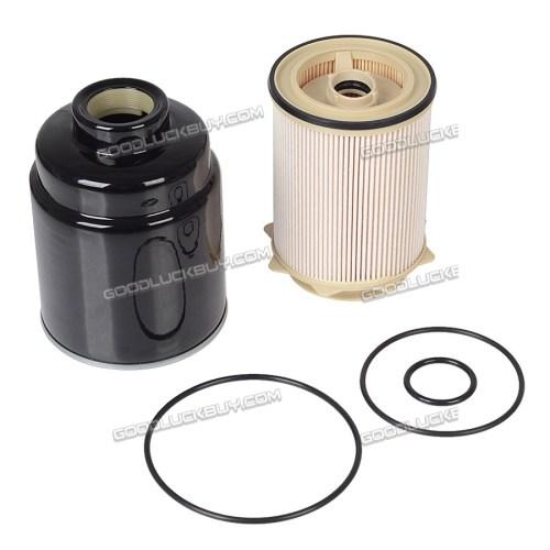 small resolution of dodge ram 6 7l cummins diesel fuel filter water separator