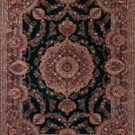 8 10 X 11 8 Hand Knotted Emerald Green Aubusson Oriental Area Rug 12980441