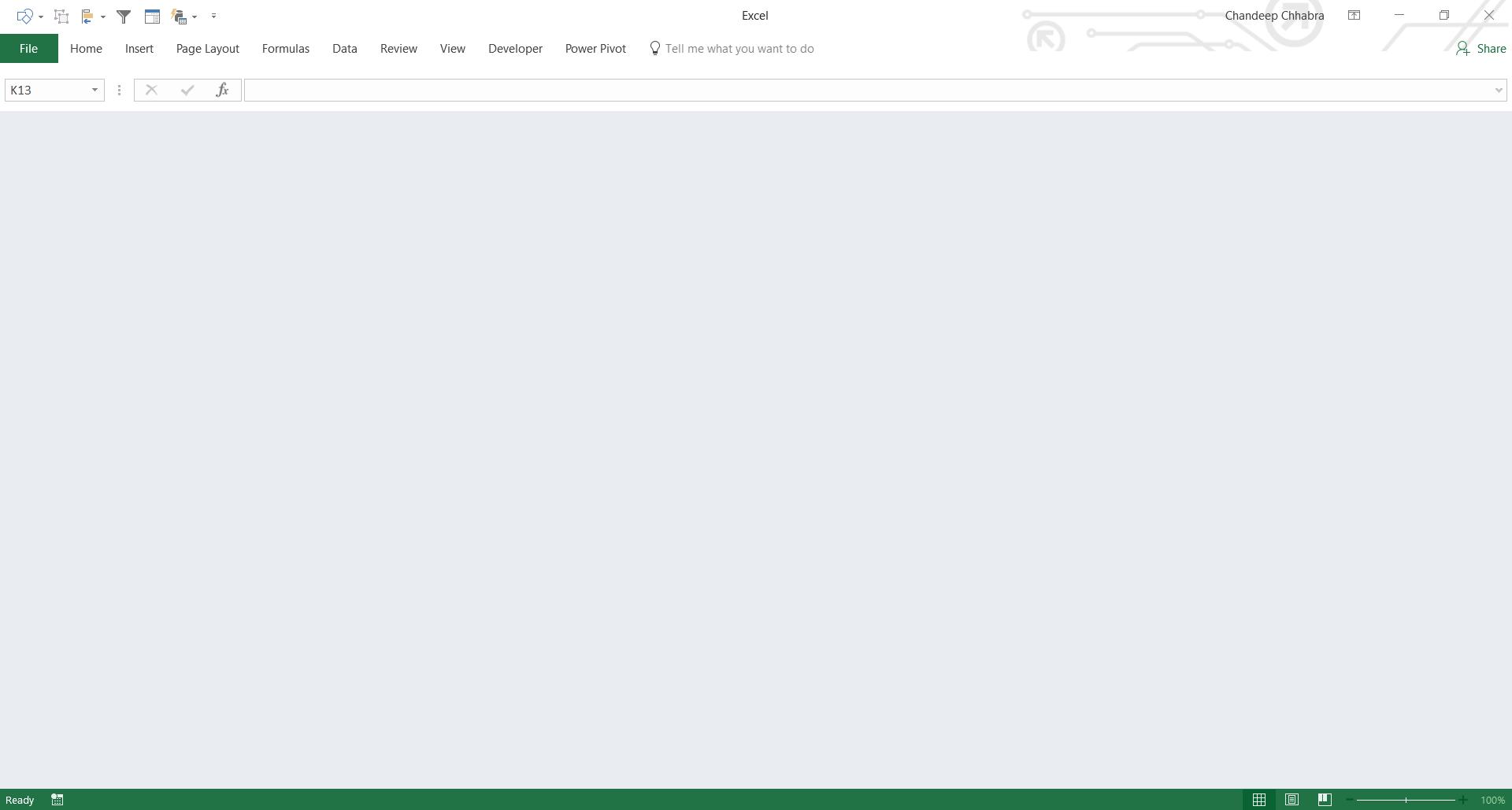 Hide Unhide Excel Window