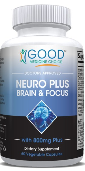 Brain and focus supplement
