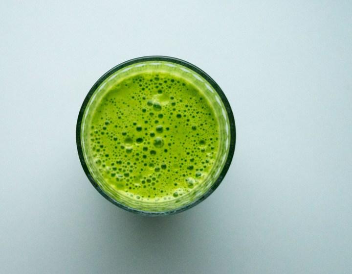 Juice med grønnkål