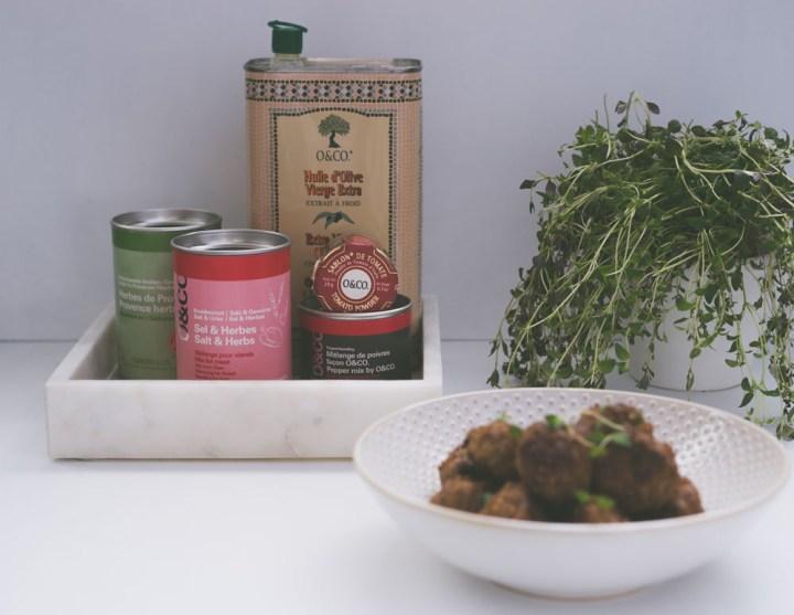 kjøttboller med parmesan