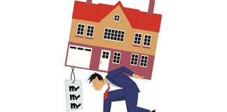 home loan burden