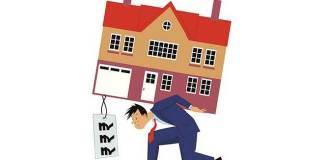 home loan burden