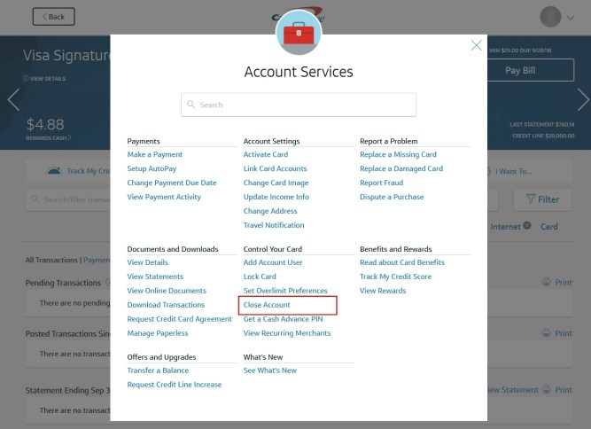 Capital One Credit Card Online Account Servicing | Applycard co