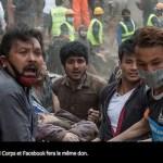 [SUIVI] Facebook crée sa plateforme de crowdfunding pour le Népal