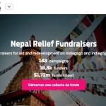 [NEPAL] Indiegogo soulève plus de 2 millions d'euros pour les séismes