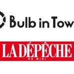La Dépêche Midi et Bulb in Town s'associent pour le Grand Sud
