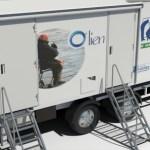 PDJ 16 décembre : O'Lien, un camion de douche pour les démunis