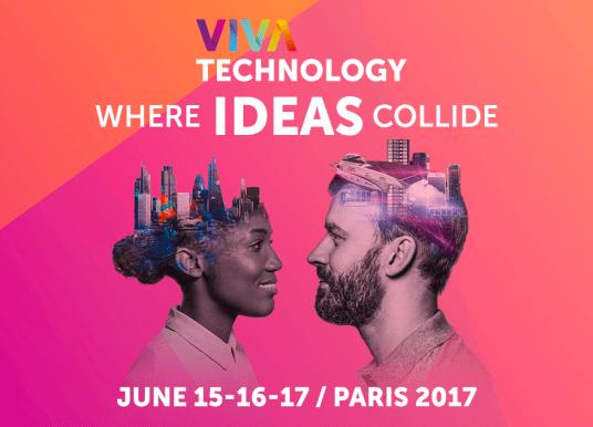 Le salon Viva Technology signe son grand retour !