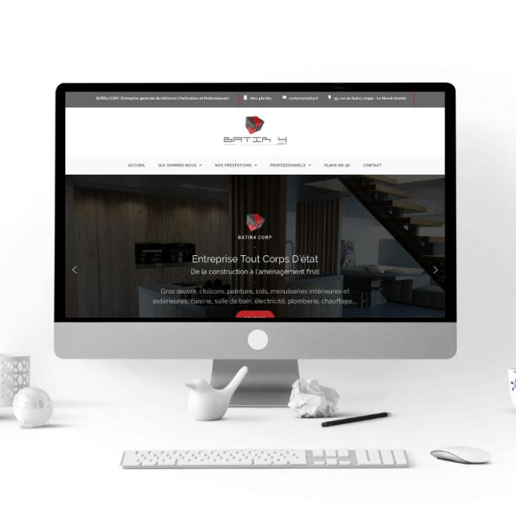 projets réalisés freelance 94100 exemple site web
