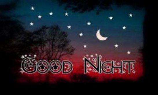 good night wall - scoailly keeda