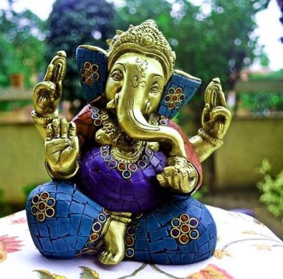 God Whatsapp DP Profile Images Pics Wallpaper With Ganesha