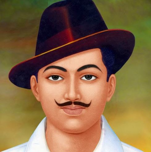 Cute Baby Couple Wallpapers With Quotes A2z Shaheed Bhagat Singh Wallpaper And Bhagat Singh Pic