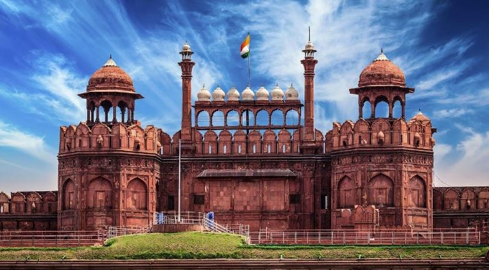 Hd Good Night Wallpaper With Quotes Lal Kila Photo Hd Red Fort Images Wallpaers Dp Lal Qila