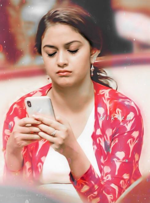 Cute Wallpapers Romance Keerthi Suresh Hd Photos Images All Romantic Romance Time