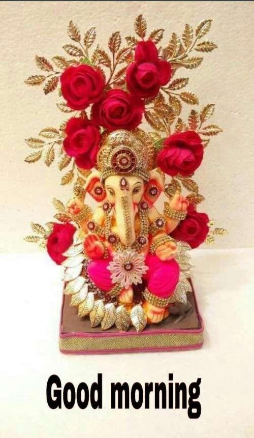 Cute Baby Gud Morning Wallpaper 83 Good Morning Ganesh Images Amp Hd Ganesha Photos For
