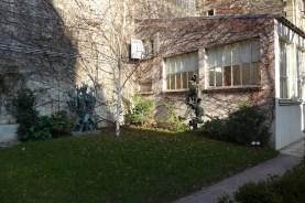 Paris Zadkine Museum - The garden