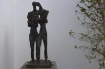 Paris Zadkine Museum - in the garden