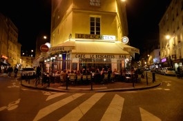 Bar Restaurant Rue Thouin-Paris