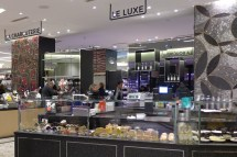 Luxe corner at La Grande Epicerie de Paris