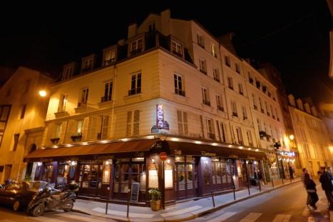 Restaurant-rue descartes-Paris latin quarter