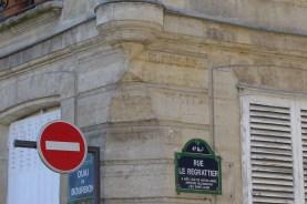 Ile saint louis Paris-quai de bourbon