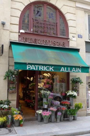 Fleuriste Rue saint louis en l'ile