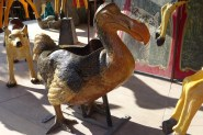 The Dodo at the Dodo manège-Jardin des plantes