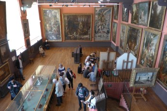 Musee Gustave Moreau Paris - The studio