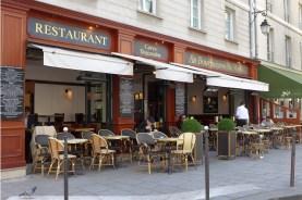 Au bourguignon du Marais-Rue Francois Miron Paris