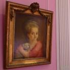 Portrait of a child at Cognacq-Jay museum Paris